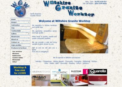 Wiltshire Granite Worktop