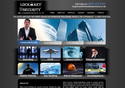 Lock and Key Security