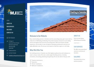 MJ Roofing and Building