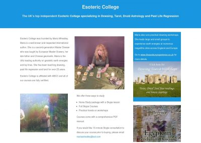 Esoteric College
